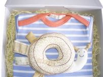Bunny Rabbit Boys Gift Baby Box